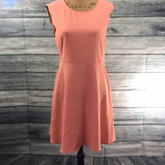 1eae2828ff48e Salmon Colored Summer Dress. M_5a7ca3e984b5ce2eafcdb33c